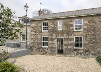 Thumbnail 4 bed cottage for sale in Burnthouse, St. Gluvias, Penryn