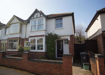 Thumbnail 3 bed semi-detached house for sale in Lewisham Road, Linden, Gloucester