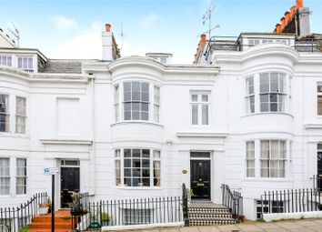 Thumbnail 4 bed terraced house for sale in Montpelier Street, Brighton, East Sussex