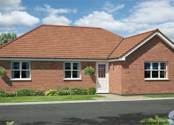 Thumbnail Detached bungalow for sale in Whitegates Mews, Holland Road, Little Clacton, Clacton-On-Sea, Essex