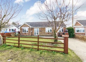 Thumbnail 3 bed detached bungalow for sale in Sea Road, Anderby Village, Skegness
