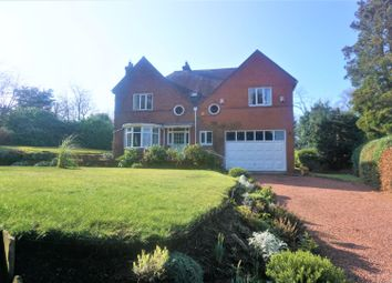 Thumbnail 4 bed detached house for sale in Meadowfield Road, Stocksfield