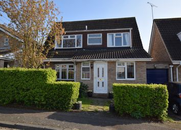 Thumbnail 4 bedroom detached house for sale in Matfield Close, Springfield, Chelmsford