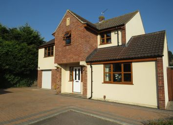 Thumbnail 4 bed detached house for sale in Heath Close, Winterbourne, Bristol