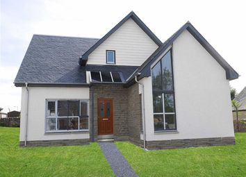 Thumbnail 3 bedroom detached house for sale in Old Brechin Road, Lunanhead, By Forfar