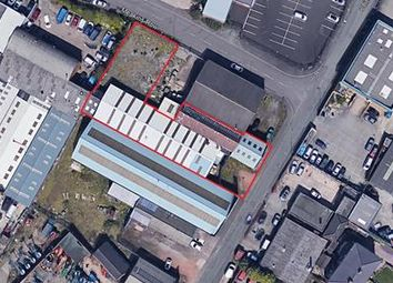 Thumbnail Warehouse for sale in Unit 2 & 3, China Street, Fenton, Stoke-On-Trent