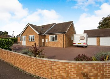 Thumbnail 4 bed detached bungalow for sale in Ollands Road, Attleborough