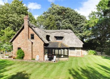 Thumbnail 4 bed detached house for sale in Climping, Littlehampton, West Sussex