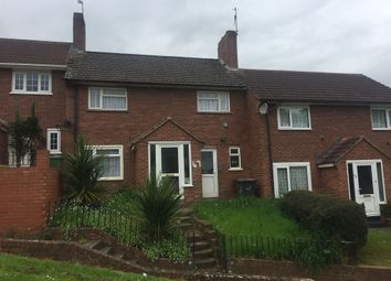 Thumbnail 3 bedroom terraced house for sale in Hillyfield Road, Pinhoe, Exeter