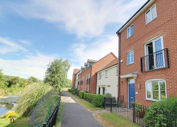 Thumbnail 4 bed link-detached house for sale in Waterfields, Retford