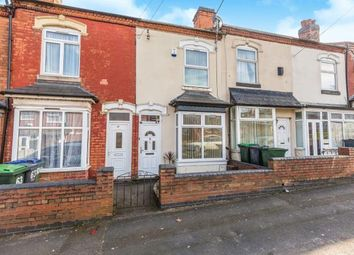 Thumbnail 2 bedroom terraced house for sale in Woodland Street, Smethwick, Birmingham, West Midlands