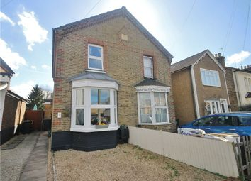 Thumbnail 3 bed semi-detached house for sale in Claremont Road, Staines Upon Thames, Middlesex