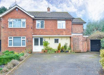 Thumbnail 4 bedroom detached house to rent in Cedar Close, Horsham