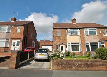 Thumbnail 3 bed semi-detached house for sale in Hillside Close, Billinge, Wigan