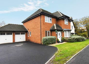 Thumbnail 4 bed detached house for sale in Eden Park, Blackburn