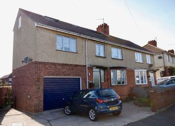 Thumbnail 4 bed semi-detached house for sale in Dennis Road, Weymouth