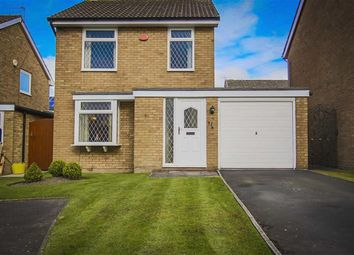 Thumbnail 3 bed detached house for sale in Brantfell Drive, Burnley, Lancashire
