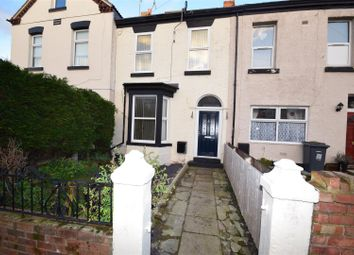 Thumbnail 2 bed terraced house for sale in New Ferry Road, New Ferry, Wirral