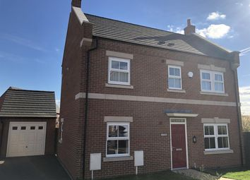 Thumbnail 4 bed detached house for sale in Smalley Farm Close, Smalley, Ilkeston