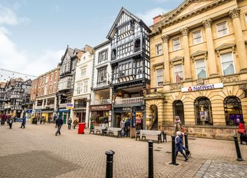 Thumbnail 1 bed flat for sale in Eastgate Row North, Chester