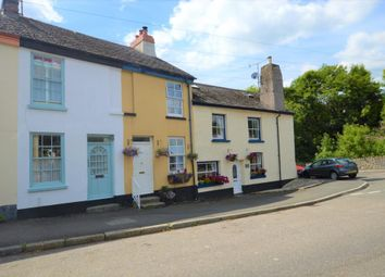 Thumbnail 2 bed terraced house for sale in Market Street, Buckfastleigh, Devon