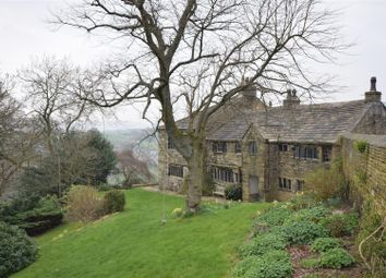 Thumbnail 5 bed detached house for sale in Hartley Royd, Buttress Lane, Luddenden