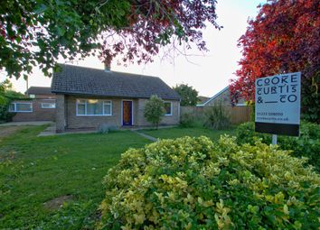 Thumbnail 3 bed detached bungalow to rent in Glebe Way, Histon, Cambridge