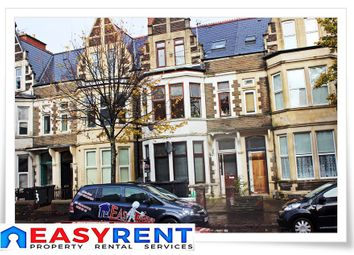 Thumbnail 5 bedroom shared accommodation to rent in Marlborough Road, Roath