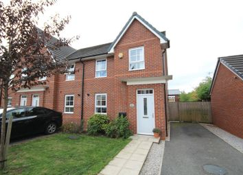Thumbnail 4 bed town house for sale in Omrod Road, Heywood