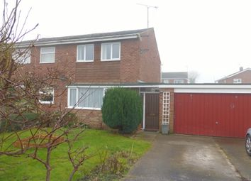Thumbnail 3 bed semi-detached house for sale in Ecroyd Park, Credenhill, Hereford