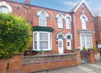 Thumbnail 4 bed terraced house for sale in Hainton Avenue, Grimsby, Lincolnshire