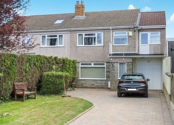 4 bed semi-detached house for sale in Woodside Road, Coalpit Heath, Bristol BS36