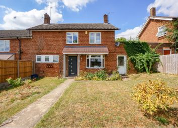 Thumbnail 3 bed end terrace house for sale in Kingswood Avenue, Hitchin