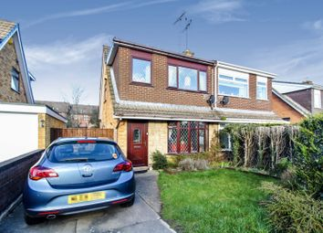 Thumbnail 3 bed semi-detached house for sale in Circular Drive, Ewloe