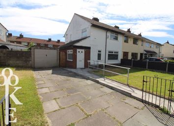 Thumbnail 3 bed semi-detached house for sale in Ellesmere Street, Walkden, Manchester
