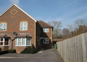 Thumbnail 3 bed semi-detached house to rent in St. Thomas Close, Chilworth, Guildford