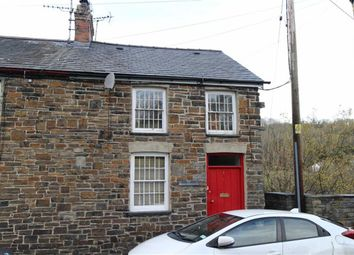 Thumbnail 2 bed end terrace house for sale in Pantydderwen, Llandre, Bow Street