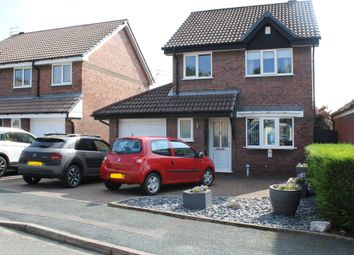 Thumbnail 3 bed detached house for sale in Bleasedale Street, Royton, Oldham