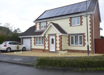 Thumbnail 4 bed detached house for sale in Stonehills, Tewkesbury, Gloucestershire