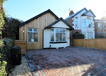 Thumbnail 3 bed detached bungalow for sale in Langton Road, Hillmorton, Rugby