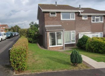Thumbnail 2 bed end terrace house to rent in Rigdale Close, Eggbuckland, Plymouth