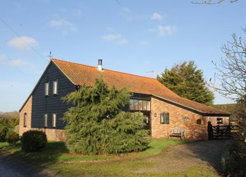 Thumbnail 4 bedroom barn conversion to rent in West End, Wrentham, Beccles
