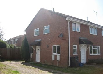 Thumbnail 2 bed property to rent in Dore Close, Northampton