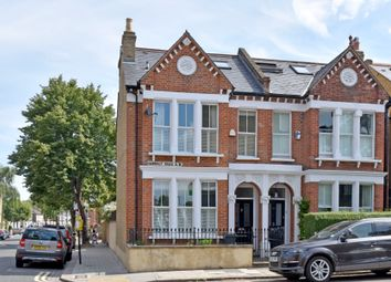 5 bed end terrace house for sale in Hambalt Road, London SW4
