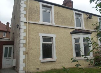 Thumbnail 5 bed semi-detached house to rent in Tanygroes Place, Port Talbot