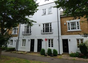 Thumbnail 4 bed terraced house for sale in Fennel Close, Maidstone, Kent, .