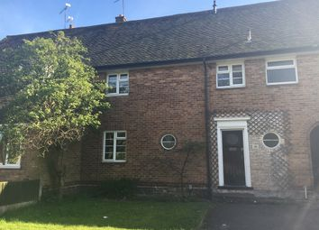 Thumbnail 4 bed terraced house for sale in Nelson Way, Stafford