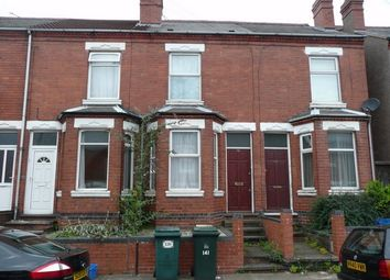 Thumbnail 2 bed terraced house to rent in Melbourne Road, Earlsdon, Coventry, West Midlands
