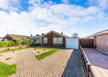 Thumbnail 2 bed detached bungalow for sale in Primrose Close, Hedge End, Southampton