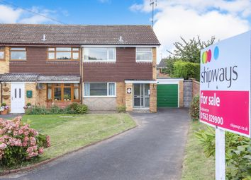 Thumbnail 3 bed semi-detached house for sale in Commonside, Pearl Lane, Stourport-On-Severn
